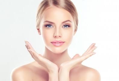 Комбинирана услуга за лице и ръце! Почистване на лице, масаж и маска според типа кожа и маникюр с гел лак в студио за красота Galina! - Снимка