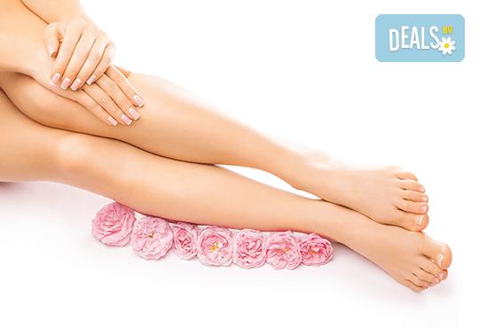Подхранваща грижа за Вашата кожа! Парафинова терапия за ръце и/или крака в студио за красота Galina! - Снимка 1