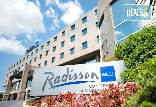 Нова година в Истанбул, Турция, в Хотел Radisson Blu Conference & Airport 5*: 3 нощувки със закуски и 2 вечери, възможност за транспорт - Снимка 2