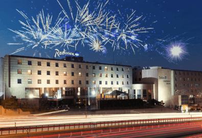 Нова година в Истанбул, Турция, в Хотел Radisson Blu Conference & Airport 5*: 3 нощувки със закуски и 2 вечери, възможност за транспорт - Снимка