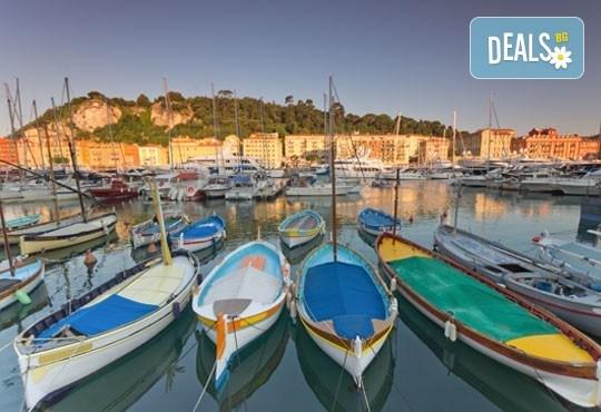 Самолетна екскурзия до Ница, Лазурния бряг, Франция, със Z Tour! 3 нощувки със закуски в хотел 3*, самолетен билет, летищни такси, застраховка - Снимка 4