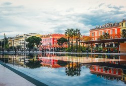 Самолетна екскурзия до Ница, Лазурния бряг, Франция, със Z Tour! 3 нощувки със закуски в хотел 3*, самолетен билет, летищни такси, застраховка - Снимка