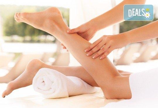 Спокойствие и релакс за тялото и душата! 50-минутен релаксиращ масаж на цяло тяло от V and A Glamour! - Снимка 2