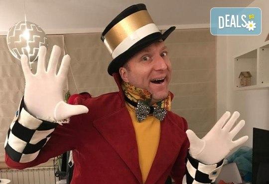 Гледайте българо-френската комедия La Comedia на 4-ти октомври (четвъртък) от 19:00 часа в Нов Театър НДК! - Снимка 1