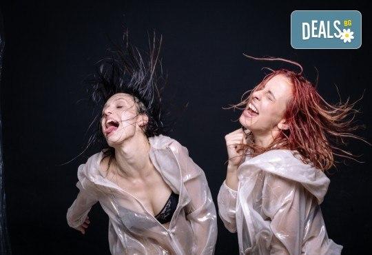 Гледайте спектакъла Пияните на 15-ти октомври (понеделник) в Малък градски театър Зад канала! - Снимка 1