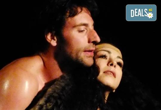 Гледайте премиерната постановка Антихрист по Емилиян Станев на 01.10. от 19ч. в Нов Театър НДК! - Снимка 1