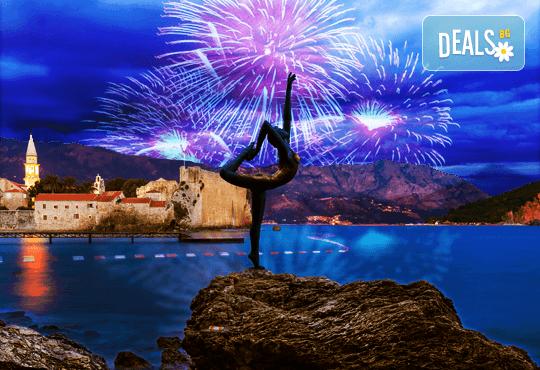 Ранни записвания за Нова година на Черногорската ривиера! 4 нощувки със закуски и вечери в Hotel Lighthouse 4*, транспорт, посещение на Дубровник, Будва, Котор, Шкодренското езеро, каньона на р. Ибър и Морача! - Снимка 1