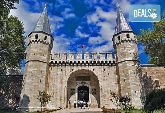 Октомври или ноември до Истанбул: 2 нощувки и закуски в хотел 3+*, транспорт