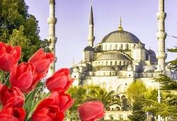 Ранни записвания за Фестивал на лалето през 2019-та в Истанбул! 2 нощувки със закуски, транспорт, водач и посещение на Одрин - Снимка