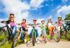 Забавление сред природата! Вело круиз в Ловния парк за до 3 или 5 деца на възраст от 7 до 17г. от Scoot! - thumb 1