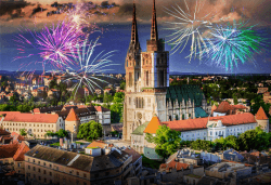 Нова година 2019 в Загреб, Хърватия! 3 нощувки с 3 закуски и 2 вечери в Hotel I 3*, Новогодишна Гала вечеря в хотел Laguna 3*, транспорт и водач! - Снимка