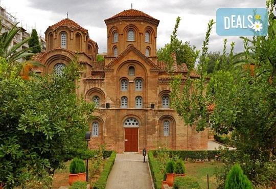 През ноември или декември до Солун и Паралия Катерини: 2 нощувки и закуски, транспорт