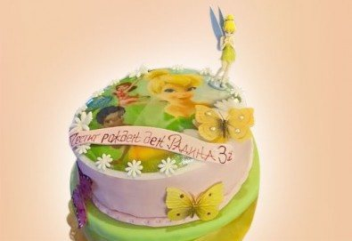 3D фигури! Страхотна фигурална торта за момичета: Замръзналото кралство, Монстар или Феята Дзън Дзън от Сладкарница Джорджо Джани - Снимка