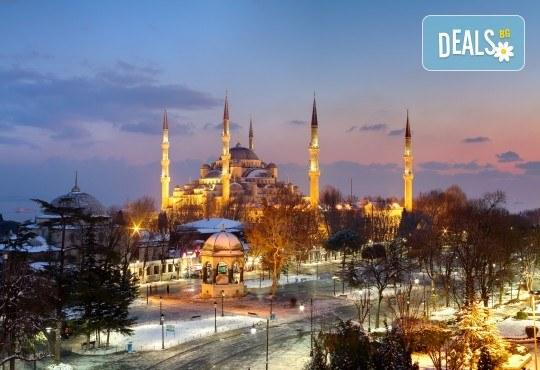 От Варна и Бургас! Посрещнете Нова година 2019 в Истанбул с Караджъ Турс! 2 нощувки със закуски в хотел 2/3*, транспорт, посещение на Одрин! - Снимка 6