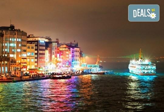 От Варна и Бургас! Посрещнете Нова година 2019 в Истанбул с Караджъ Турс! 2 нощувки със закуски в хотел 2/3*, транспорт, посещение на Одрин! - Снимка 2