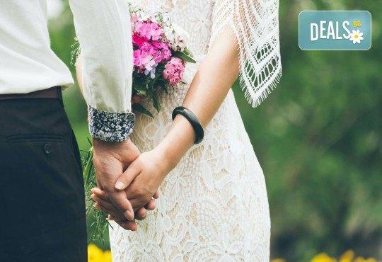 За Вашата сватба! Хореография за първи сватбен танц при квалифициран танцов инструктор от Sofia International Music & Dance Academy! - Снимка 4