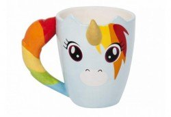 Вземете симпатична керамична чаша с еднорог за подарък или за себе си! - Снимка