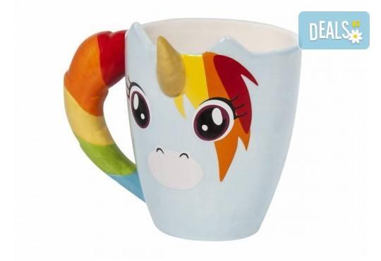 Вземете симпатична керамична чаша с еднорог за подарък или за себе си! - Снимка 2