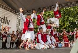 4 урока по народни танци в танцова школа Дивля, от Sofia International Music & Dance Academy! - Снимка