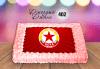 За феновете на спорта! Торта със снимка за почитателите на футбола или други спортове от Сладкарница Джорджо Джани! - thumb 8