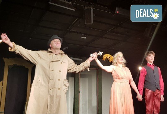 Българо-френската комедия La Comedia на 18-ти октомври (четвъртък) от 19:30 часа в Нов Театър НДК! - Снимка 3