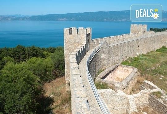 Нова Година 2019 в Hotel Belvedere 4*, Охрид, с Дари Травел! 3 нощувки, 3 закуски и 2 вечери, Новогодишна вечеря, транспорт и обиколки в Скопие и Охрид - Снимка 10
