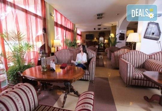 Нова Година 2019 в Hotel Belvedere 4*, Охрид, с Дари Травел! 3 нощувки, 3 закуски и 2 вечери, Новогодишна вечеря, транспорт и обиколки в Скопие и Охрид - Снимка 8