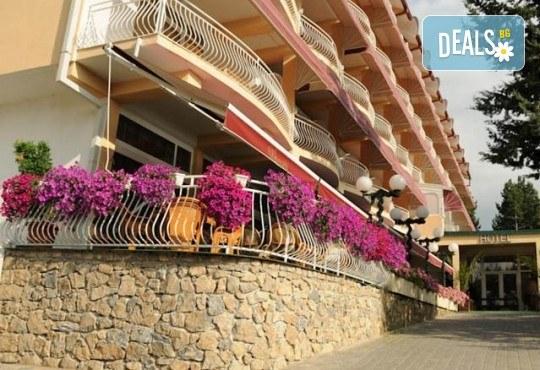 Нова Година 2019 в Hotel Belvedere 4*, Охрид, с Дари Травел! 3 нощувки, 3 закуски и 2 вечери, Новогодишна вечеря, транспорт и обиколки в Скопие и Охрид - Снимка 2