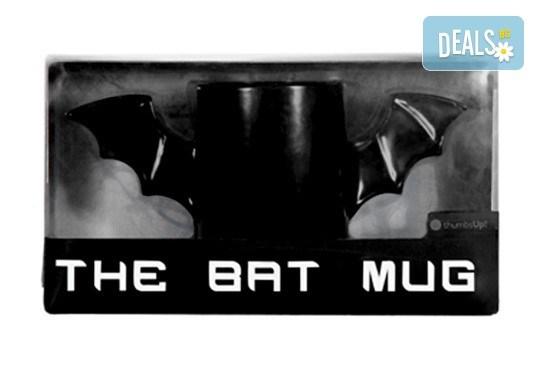 Страхотен подарък за най-големите фенове на Батман - дизайнерска Bat-чаша! - Снимка 4