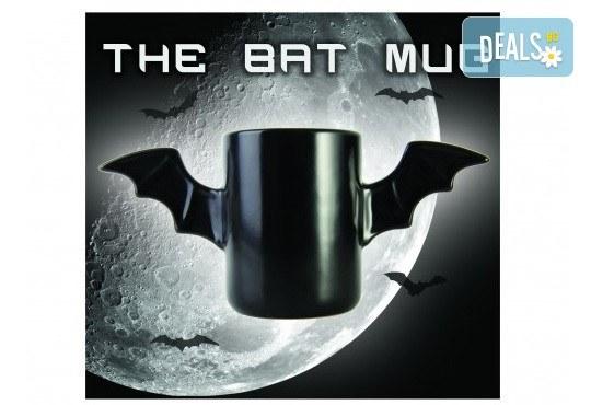 Страхотен подарък за най-големите фенове на Батман - дизайнерска Bat-чаша! - Снимка 5