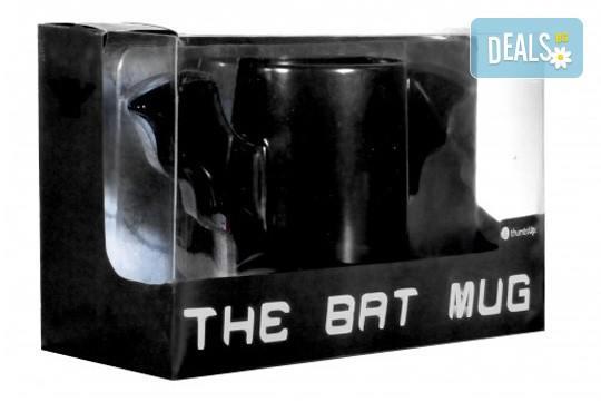 Страхотен подарък за най-големите фенове на Батман - дизайнерска Bat-чаша! - Снимка 3