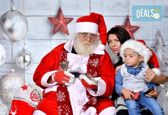 Семейна есенна или коледна фотосесия + подарък: фотокнига или еднолистен детски календар от Photosesia.com! - Снимка 2