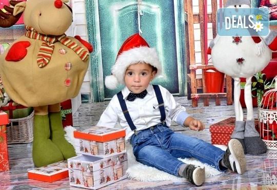 Семейна есенна или коледна фотосесия и подарък от Photosesia.com