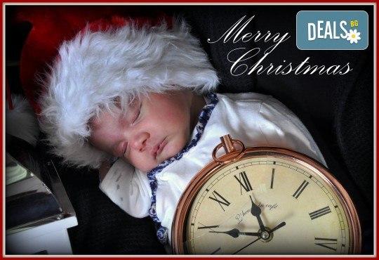 Семейна есенна или коледна фотосесия + подарък: фотокнига или еднолистен детски календар от Photosesia.com! - Снимка 9
