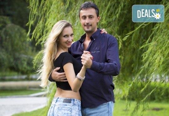 Усетете магията на танца! 2 или 4 посещения на кизомба в Sofia International Music & Dance Academy! - Снимка 3