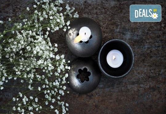 Красота от Севера! Свещник Drosselmeyer Orb с минималистичен скандинавски дизайн + безплатна доставка! - Снимка 2