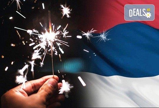 Посрещане на Нова година 2019 в Сърбия, Пирот! Новогодишна вечеря с богато меню, жива музика и неограничен алкохол - Снимка 1
