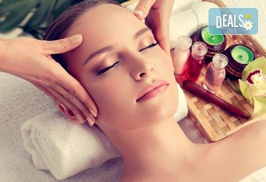 Хавайски релаксиращ масаж на цяло тяло, рефлексотерапия на стъпала, длани и скалп + масаж и маска на лице в Студио за красота VogBeauty! - Снимка 4
