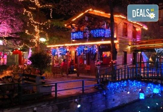 Коледен шопинг в Кавала, Драма и Онируполи: 1 нощувка и закуска, транспорт и водач