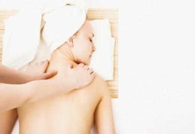 Класически масаж на гръб и рефлексотерапия на стъпала и длани в Студио за здраве и красота Оренда! - Снимка