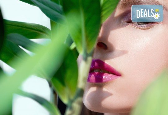 Комбинирано почистване на лице с козметика Dr. Spiller в козметично студио Beauty