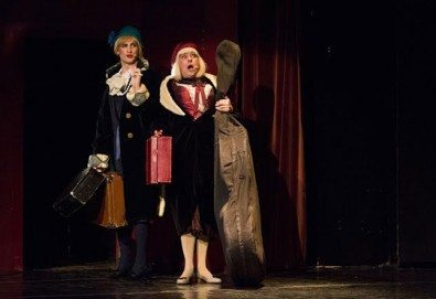 """Една от най-страхотните комедии - """"Някои го предпочитат..."""", гледайте на 31.10. или 09.11. от 19.00 ч. в Младежки театър, билет за един - Снимка"""