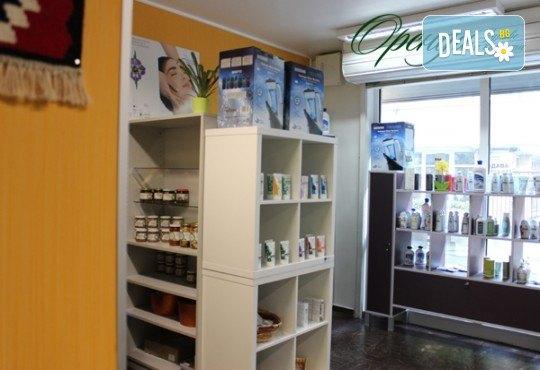 Красива кожа! Класически масаж на лице, шия и деколте и фотон терапия в Студио за здраве и красота Оренда! - Снимка 11