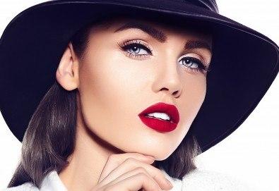 Красиви очи! Ламиниране, ботокс и боядисване на мигли в салон за красота Chérie!