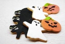 Вкусни празнични меденки за Хелоуин със страховита декорация, 6 броя микс , от Сладкарница Сладост! - Снимка