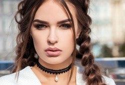 Придайте на косата си желания обем и блясък! Дълбоко подхранваща ботокс терапия, сешоар и плитка по избор в салон Veselina Todorova! - Снимка