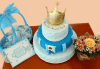 За принцеси! Торта с 3D дизайн с еднорог или друг приказен герой от сладкарница Джорджо Джани! - thumb 2