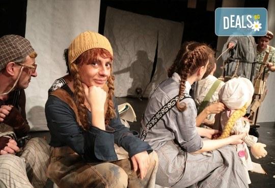 За децата! На 11-ти ноември (неделя) гледайте Том Сойер по едноименния детски роман на Марк Твен в Малък градски театър Зад канала! - Снимка 7