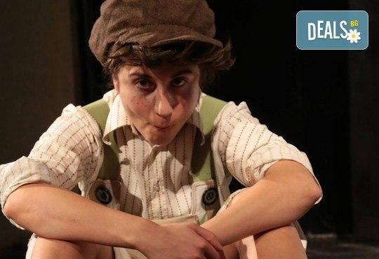 За децата! На 11-ти ноември (неделя) гледайте Том Сойер по едноименния детски роман на Марк Твен в Малък градски театър Зад канала! - Снимка 4