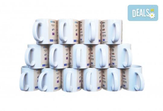 За Вашия бизнес! Рекламни чаши с лого, пълноцветен печат и надпис: 20, 30, 50 или 100 броя от Сувенири Царево! - Снимка 3